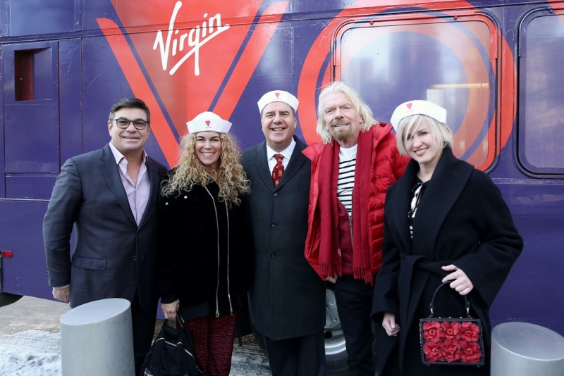 Virgin Voyages and Virtuoso Team