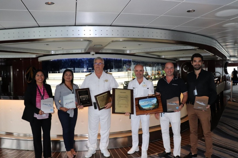 Gem makes inaugural call to Puerto Vallarta