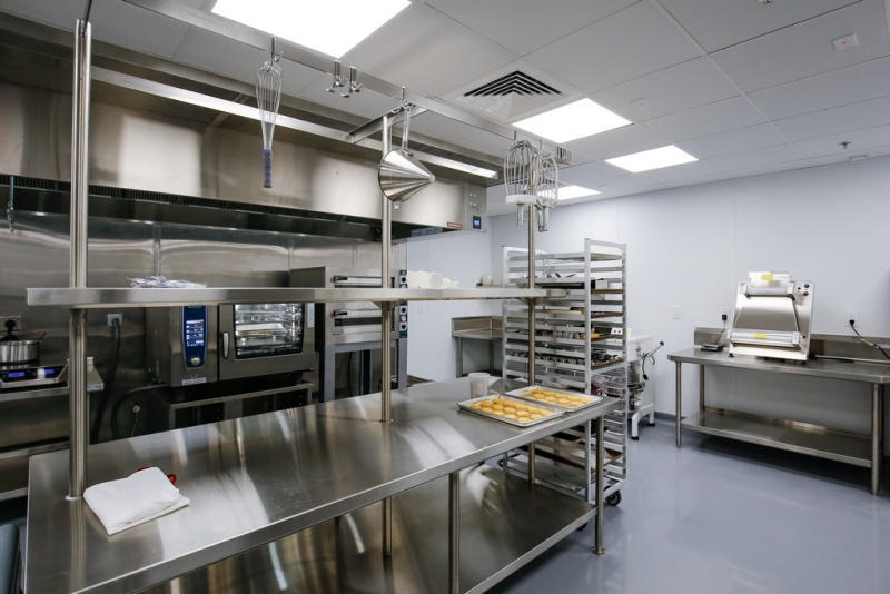 Apollo Group's new Eric Barale Culinary Center
