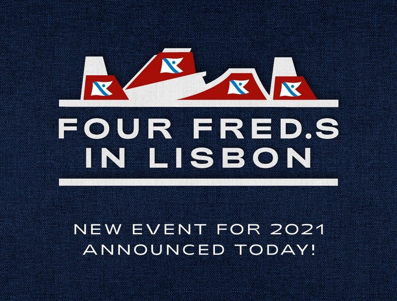 Four Fred.s in Lisbon