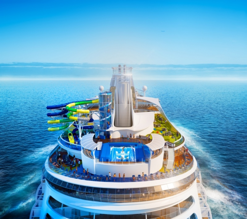 Voyager Of The Seas Set For $97 Million Refurb
