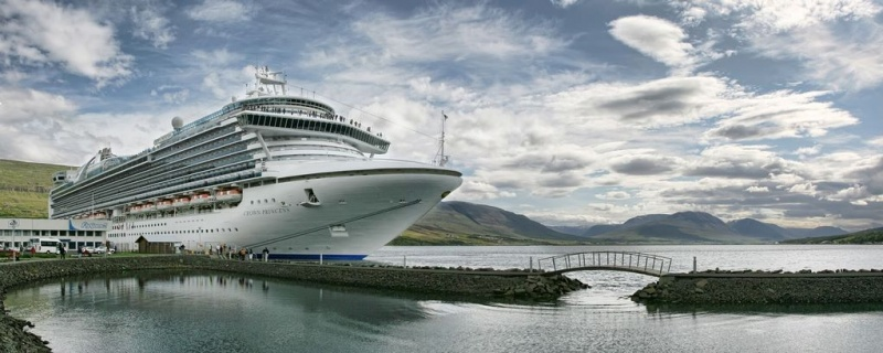 New Pier Planned in Akureyri