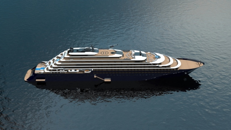 Ritz-Carlton Vessel