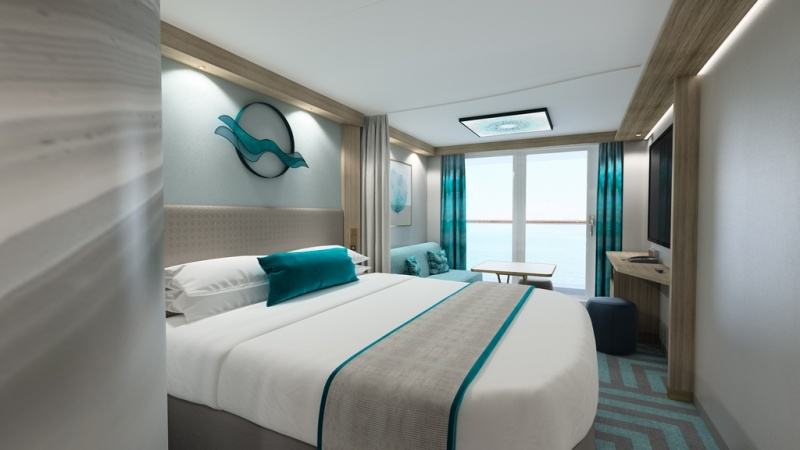 Global Class Balcony Stateroom