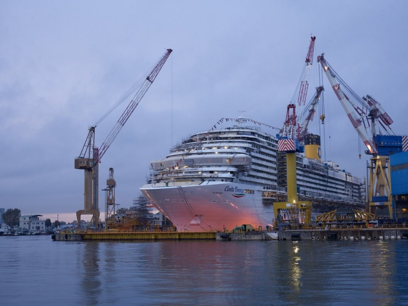 Four New Ships 18 000 Berths For Carnival Corp In 2020 Cruise Industry News Cruise News