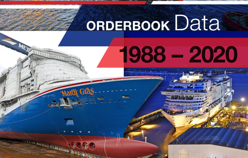 Cruise Industry News Orderbook Data Report