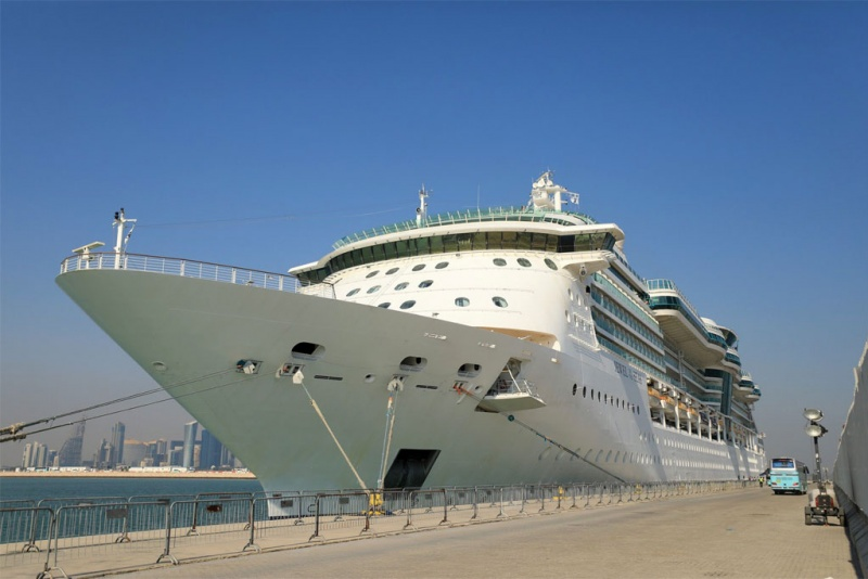 Jewel of the Seas in Qatar