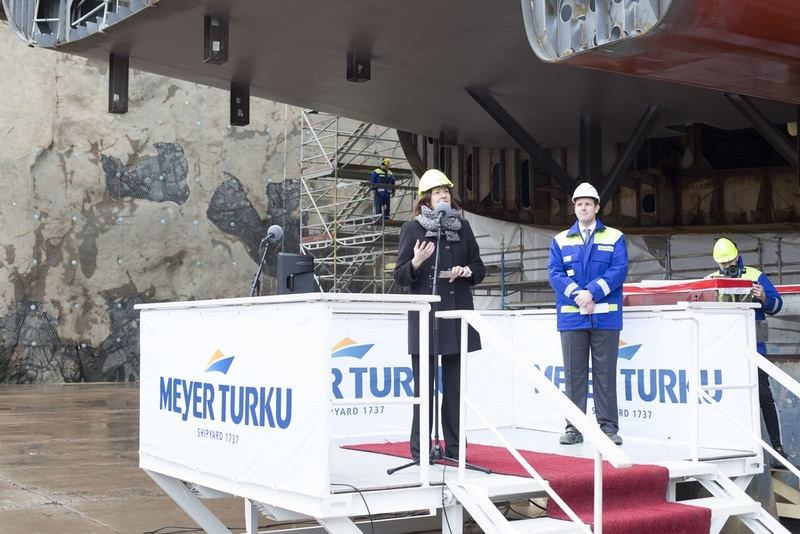 Minna Arve, Mayor of Turku