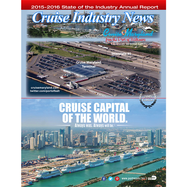 2015-2016 Cruise Industry News Annual Report
