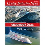 Cruise Ship Orderbook Data (1988-2027)