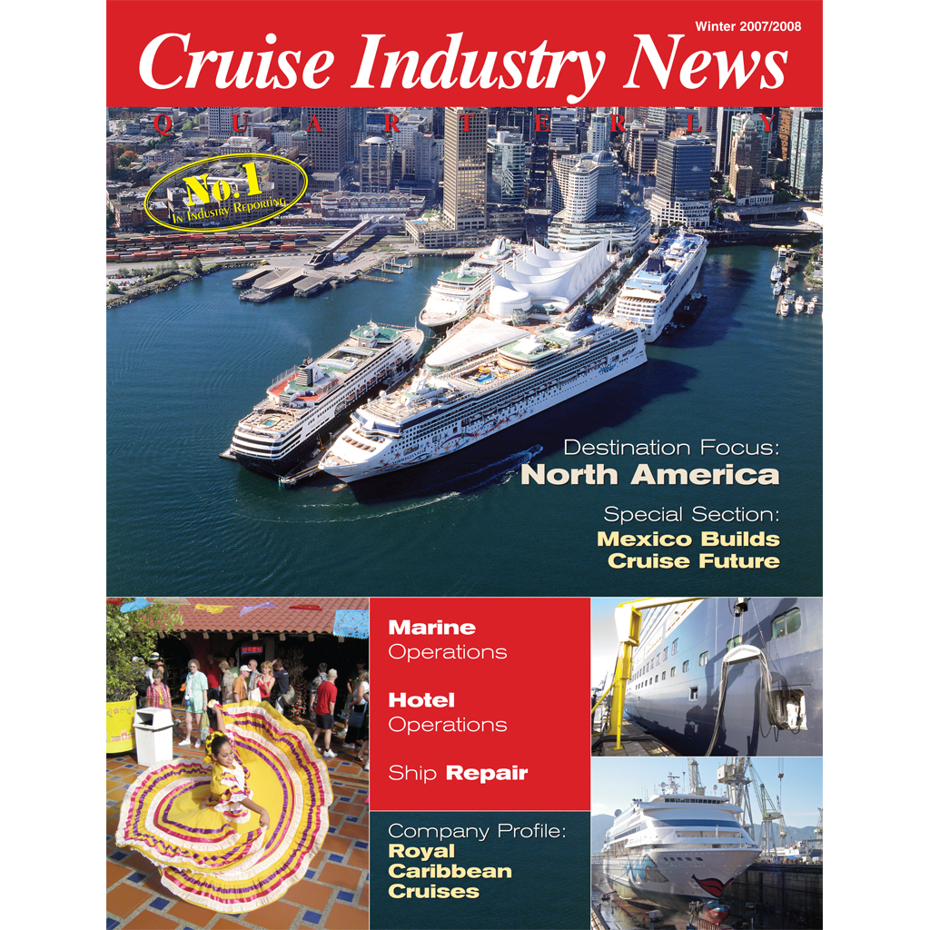 2007/2008 Winter Magazine – PDF Download | Cruise Industry