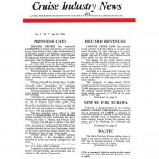 CIN Newsletter Archive: 1991 Edition