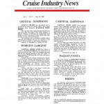CIN Newsletter Archive: 1993 Edition