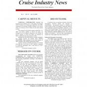 CIN Newsletter Archive: 2003 Edition