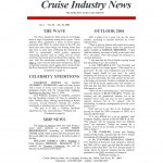 CIN Newsletter Archive: 2004 Edition