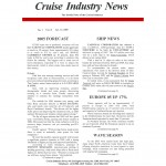CIN Newsletter Archive: 2005 Edition