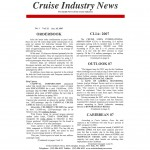 CIN Newsletter Archive: 2007 Edition