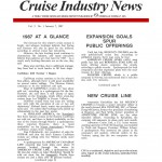CIN Newsletter Archive: 1987 Edition