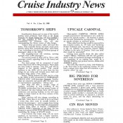 CIN Newsletter Archive: 1988 Edition