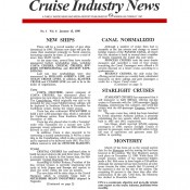 CIN Newsletter Archive: 1990 Edition