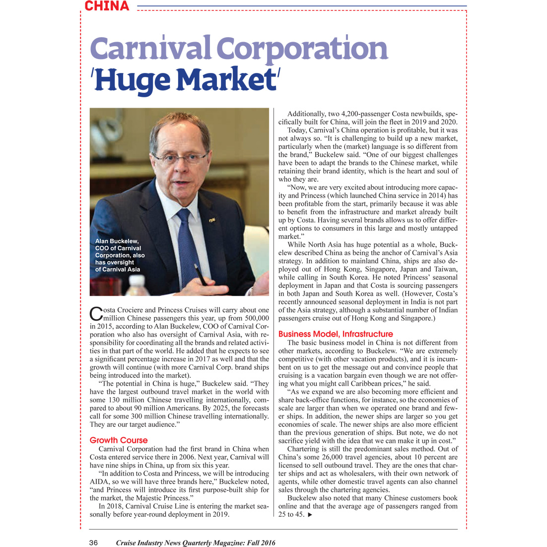 2016 Fall Magazine Pdf Download Cruise Industry News Online Store