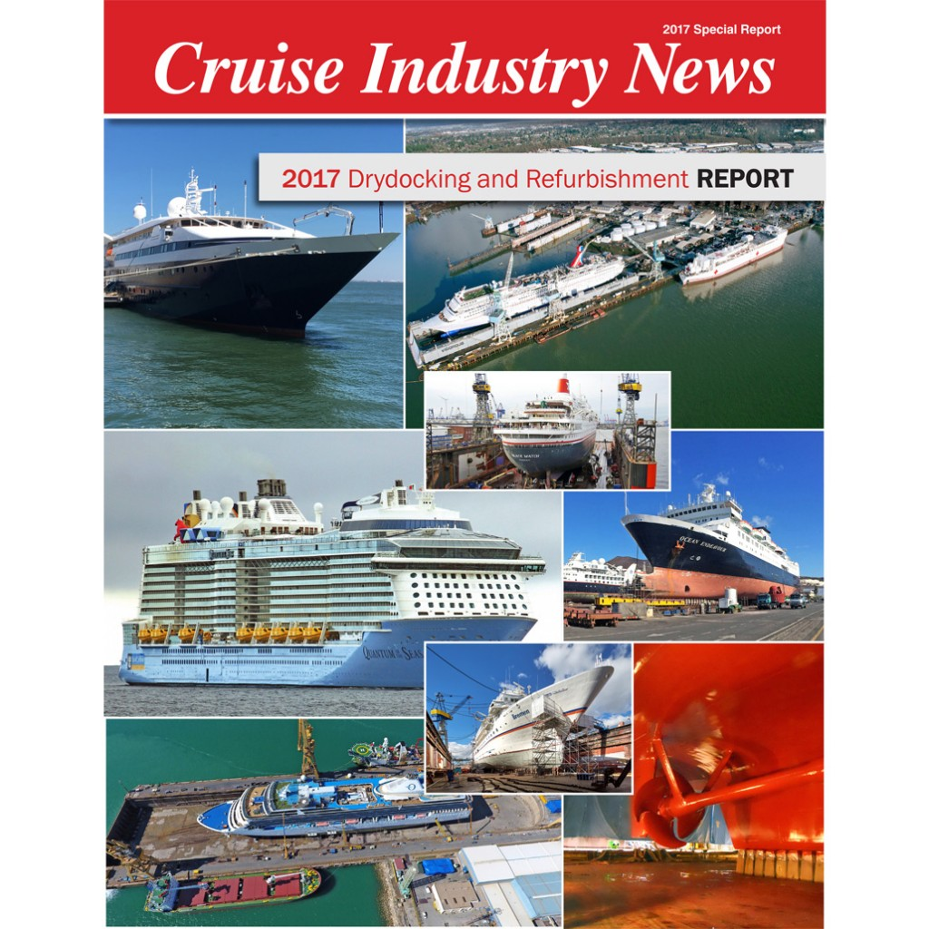 2017 Drydocking and Refurbishment Report