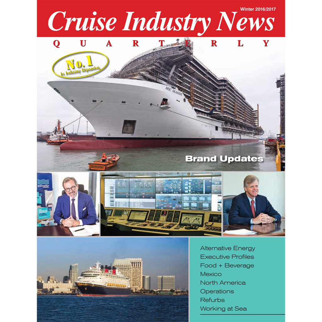 2016/2017 Winter Magazine – PDF Download | Cruise Industry