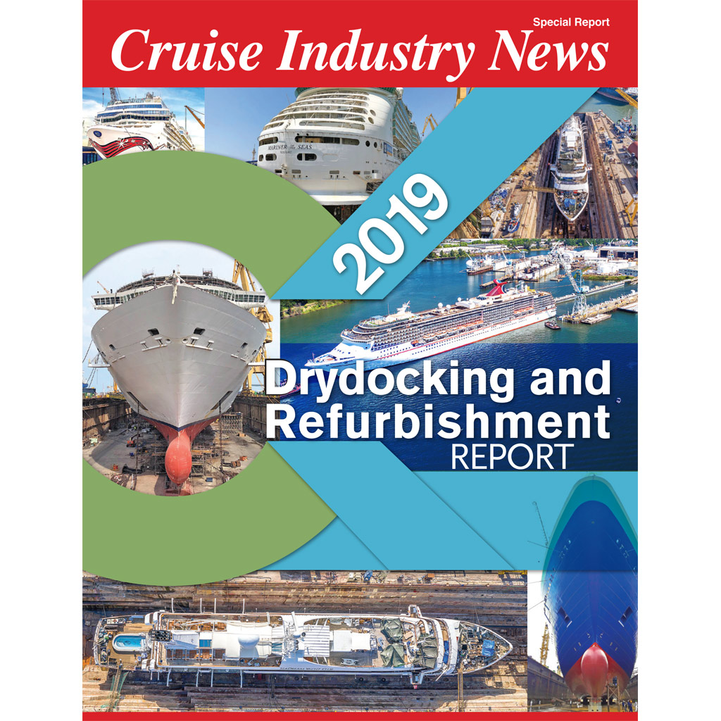 2019 Drydocking and Refurbishment Report