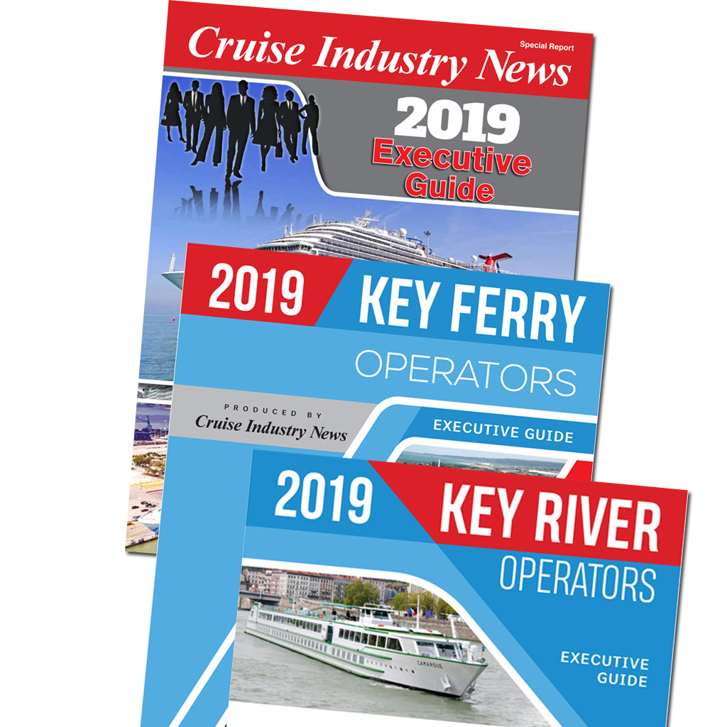 2019 CIN Executive Guides – Cruise, River and Ferry Markets