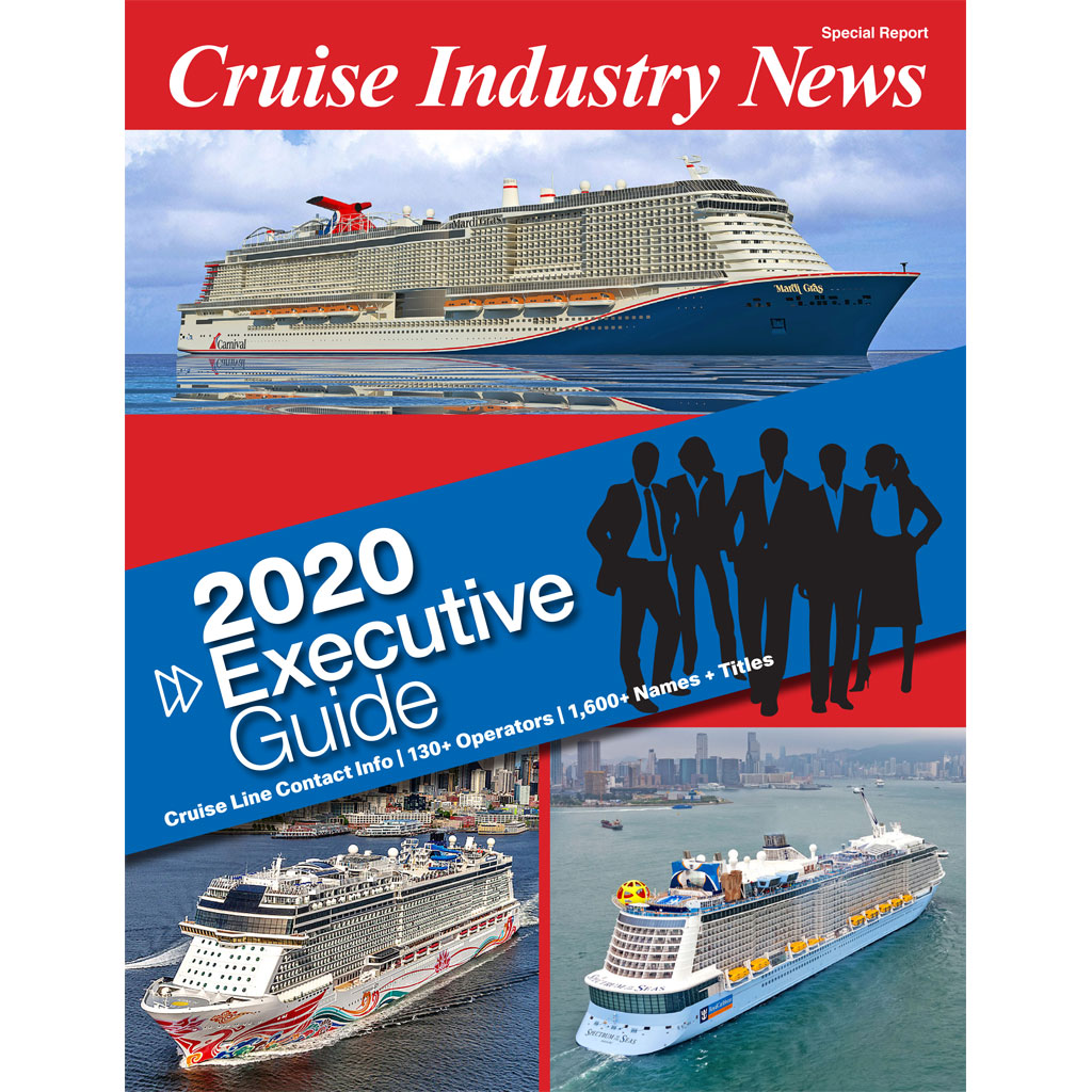 2020 Cruise Industry Executive Guide – PDF Download